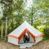 Secluded Yurt-style Tent