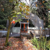 Geodesic Dome in the Redwoods