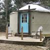 Mariaville Goat Farm Yurt