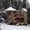 Lime Creek Yurt