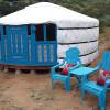 Mongolian Yurts @ Villa Bonsall!!