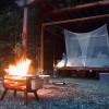 Luxury Pergola Bed Swing