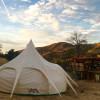 Ravens Landings' Lotus Tent