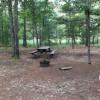 Everglades Campsite 4