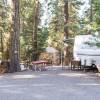 RV space near Lassen National Park