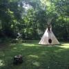 Tipi/Tent Camping at Fairywood Farm