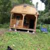Hunting Cabin on Spring Fed Pond