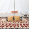 400 sq ft bell tent