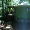Tuckaseegee Yurt