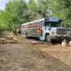 Magic Bus glamp at Sage View Ranch