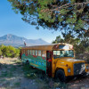 Bus with a View at Sage View Ranch