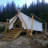 Mine Shaft Canvas Tent