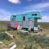 Prairie Princess Vintage Camper