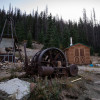 Log Pile Cabin