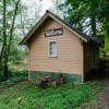 The Lineman's Studio in the Woods