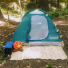Creekside, Tiny Tent included