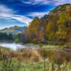 Bicyclists' Dream in Blue Ridge