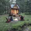 Charming, Secluded Forest Cabin