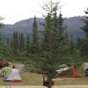 Camp in Alaska's Last Frontier