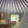 Magical Jungle Yurt