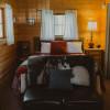 One Queen Bed studio Cabin