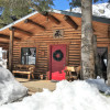 Evergreen Log Cabin Retreat