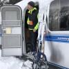Airstream Winter Wonderland