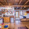 Aldous Huxley's Historic Log Cabin