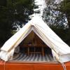 The LlamaLlodge Glamping Tent