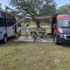 Smokey Acres RV Site with hook up
