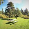 Crater Lake Resort - Tent Site 5