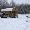 Solar Powered Off The Grid Cabin