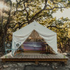 Glamping Cargo Tent