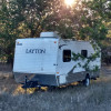 Dark Sky Travel Trailer Rental