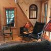 Adirondack Riverside Cabin