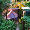 Upcountry Sunset Bell Tent Camp