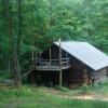 Tulip Log Cabin