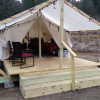 WALL TENT - SLEEPS 6!
