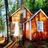 WakefieldWildlife Sanctuary Cabin 1