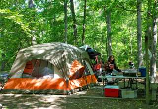 Martinak Campground