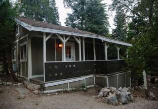 cabin camping in the woods. Cute Cabin In The Woods, Antlers Inn Forest Cabins Camping Woods L