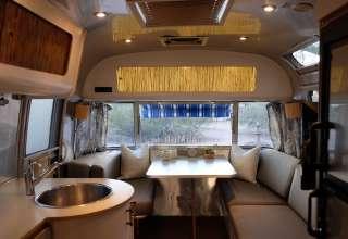 Airstream Tiny Living Minimalist Farm