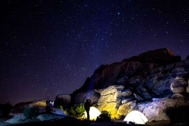 Great spot for star gazing and long exposures