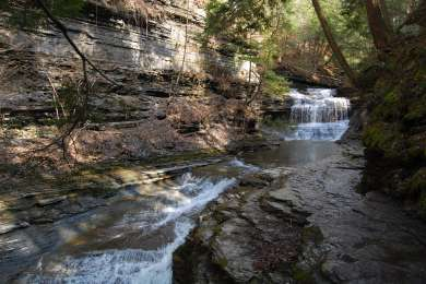 Buttermilk Falls Campground