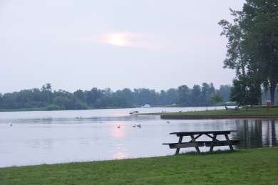 Lake Erie State Park Campground