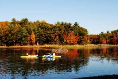 Moreau Lake State Park Campground
