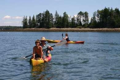 Warren Island Campground
