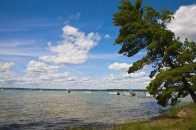 South Higgins Lake Campground