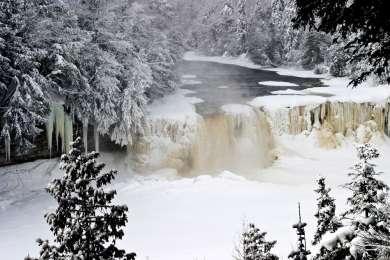 Tahquamenon Lower Falls Campground