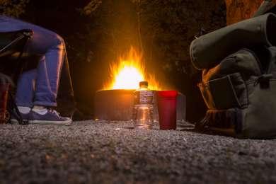 Harrison Lake Campground